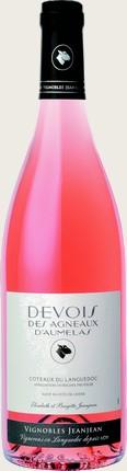DEVOIS DES AGNEAUX Rosé, Vignobles Jeanjean