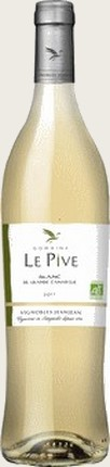 DOMAINE LE PIVE, Blanc BIO - Vignobles Jeanjean