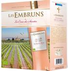 LES EMBRUNS / LA CROIX DES SAINTES  BIO