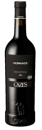 HOMMAGE DE CAZES Rouge