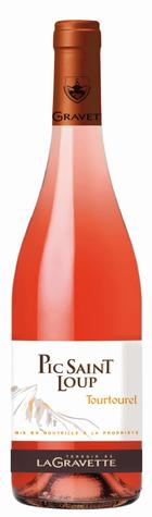 TOURTOUREL, LA GRAVETTE Rosé