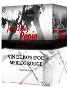 BIB 10L PEPIN Merlot