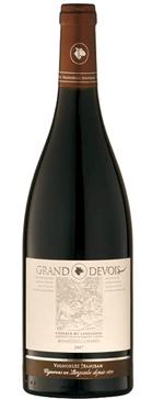 GRAND DEVOIS Rouge, Vignobles Jeanjean